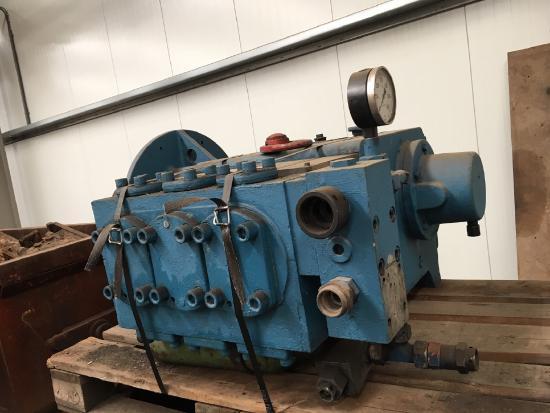 Hauhinco Hauhinco high pressure pump EHP3K90
