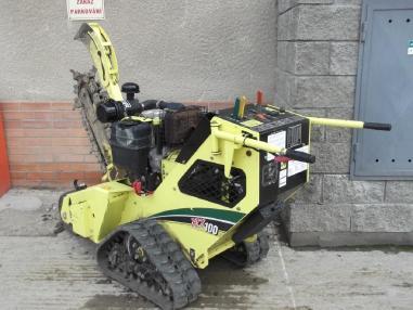 Scavafossi - Vermeer RTX100
