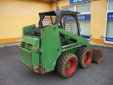 滑移装载机 - Bobcat 743 Kompaktlader 2,2to.