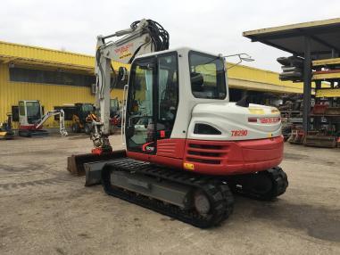 Mini excavator - Takeuchi TB 290 CV V4