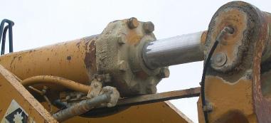Pyöräkuormaaja - Komatsu WA 600-1
