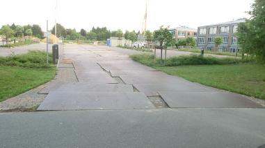 Sprijinire de mal de canal - Altele Stahlplatten, Fahrbleche, Baustraßen