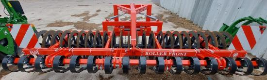 Roller Front Wał Campbella RF 4m