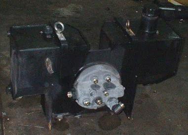 Diğer - Bomag Hydrauliktank BW 174 AD