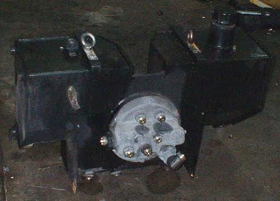 Bomag Hydrauliktank BW 174 AD