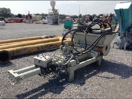 Mecbo FD.2 P4.30 concrete / Solid pump