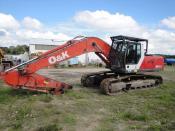 O&K Raupenbagger RH 9.5