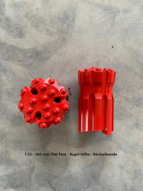 Gewindestiftkrone  ST 58 / T 51 / T 45