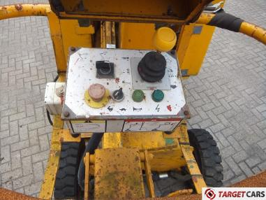 Mafsallı / teleskopik platform - Haulotte HA12I Articulated Electric Boom Lift DEFECTIVE - 774255