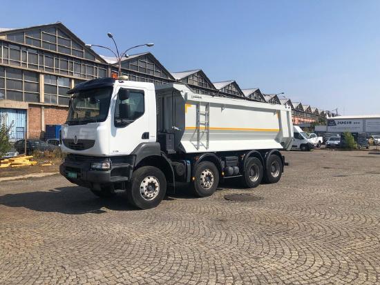 Emirsan Truck Tipper Body