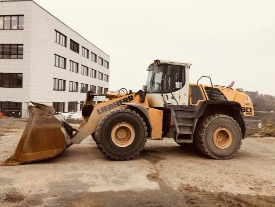Liebherr L 580 2 plus 2