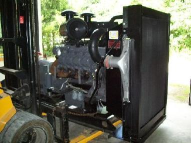 Agregat prądotwórczy - Deutz BF8M 1015 EC