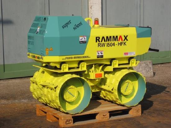 Rammax Grabenwalze RAMMAX RW 1504 HFK