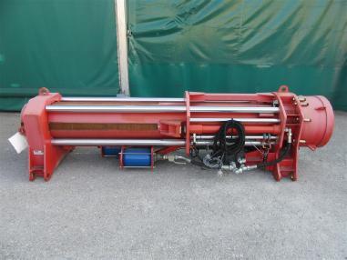 Heimachine - Bauer Fambo Hydraulikhammer HR 7000