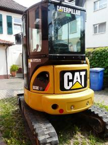 小型挖掘机 - Caterpillar 303 CCR Klima