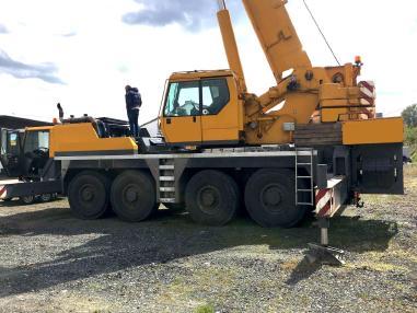 liebherr ltm 1080 1 mobile crane used be wjub 7394 kp rh en machinerypark com User Manual Guide Auto Manual