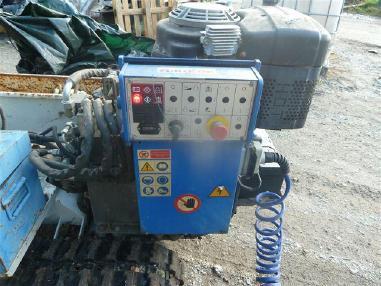 Машина за ядково сондиране - Comacchio PC 64/75