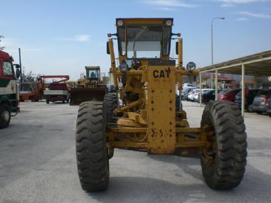 Grejdr - Caterpillar 12G