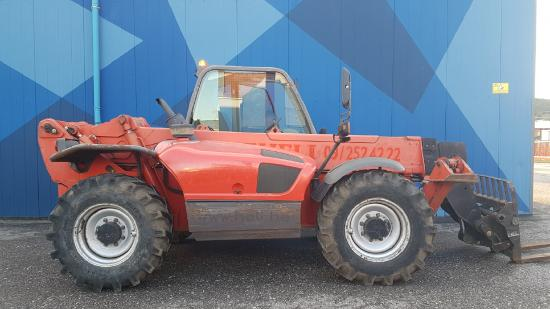 Manitou MT 1235 S Turbo