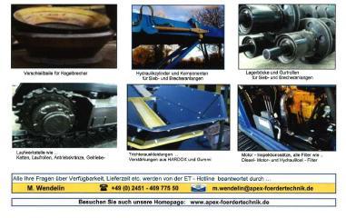 Дробильная установка передвижная - OM alle Maschinen-Typen