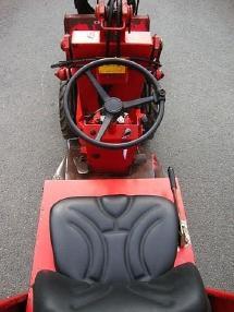 Încărcător pe pneuri - Weidemann 909D/R Radlader Hoflader 2t Knicklader