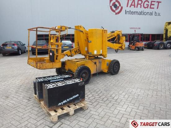 Haulotte HA12I Articulated Electric Boom Lift DEFECTIVE - 774255