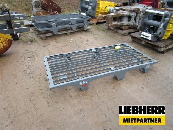 Liebherr Schutzgitter oben für mittlere & Advanced-Kabinen