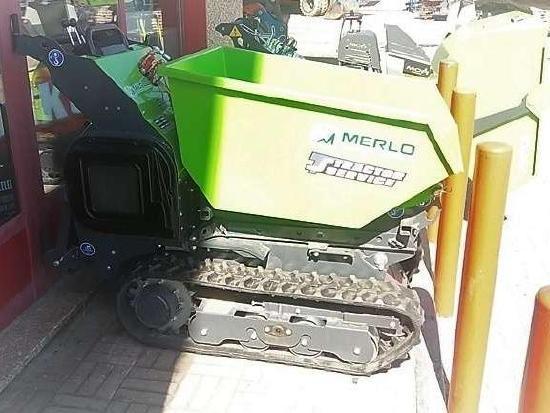 Merlo M 800
