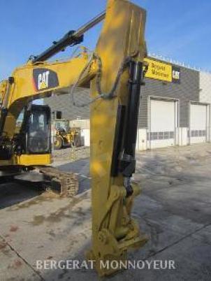 Tracked excavator - Caterpillar 321D CR