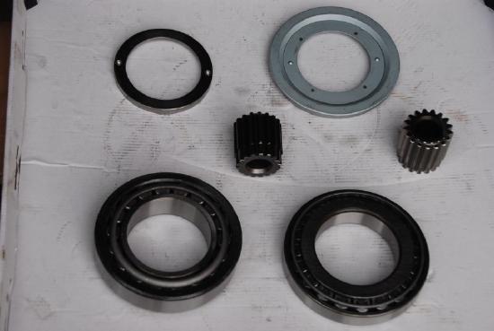 O&K Teile für Schwenkgetriebe O&K MH City / MH4 / MH5