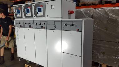 Circuitry - Other Switchgear Holec SVS 17,5kV 800Amp