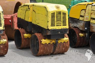 Rullo manuale - Wacker RT82SC