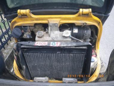 Minibagger - JCB 8018