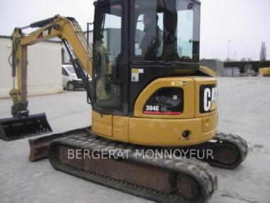 Rupsgraafmachine - Caterpillar 304C CR