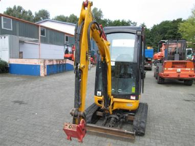 Mini excavator - JCB 8018