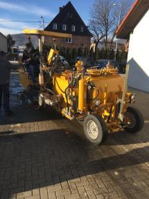 stroj za obilježavanje ulica - Ostalo BMT  350 KOMBO