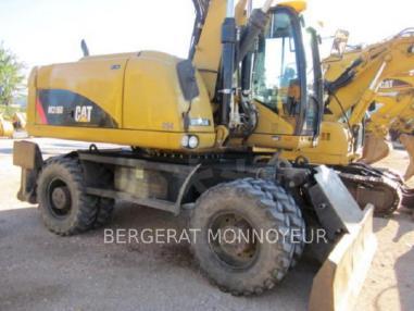 Excavadora de ruedas - Caterpillar M316D