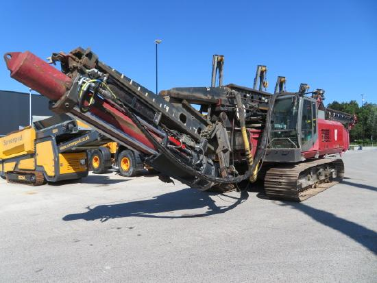 Sennebogen SR40T Pile Hammer