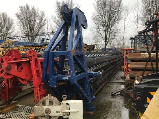 for pile driving