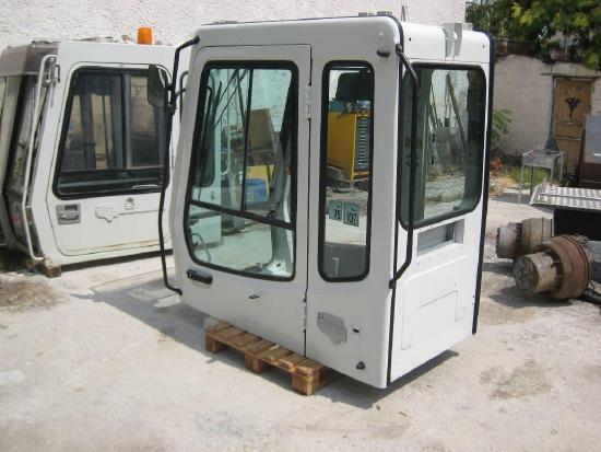 Liebherr A & R Serie 2 & Serie 4 Litronic Kabine