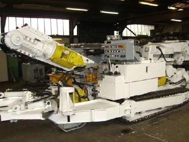 stroj za gradnju tunela - Sandvik Voest Alpine roadheader Alpine AM 50