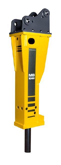 Atlas Copco MB 1000