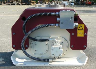 Piling rig - Hydraram HC-1500 | 1150 kg | 22 ~ 38 t. | Neu!!
