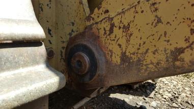 Bouteur sur pneus - Caterpillar D7G