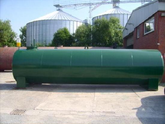 Heizöltank Tankanlage Dieseltank Tankstelle Lagertank 25.000 Liter