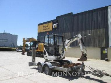 Minigraafmachine - Caterpillar 301.4C