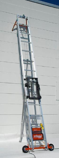 Böcker Böcker Toplift Hig Speed 12m