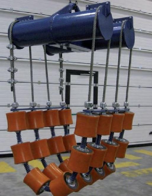48-60 Inches 50 Ton Roli Roller Cradles