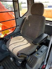 Tracked excavator - Fiat-Kobelco EX 255 ELM