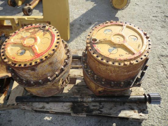 Caterpillar D8L 53Y - 7YB - 7JC RIDUTTORE DI TRASLAZIONE
